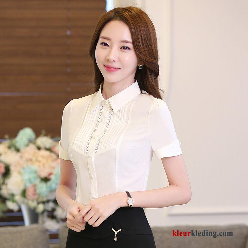 werkkleding dames blouse