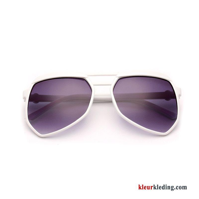 bb09a3c8ee5f67 ... Dames Roze Persoonlijkheid Ster Zonnebril Vintage Trend Rond Gezicht  Nieuw ...