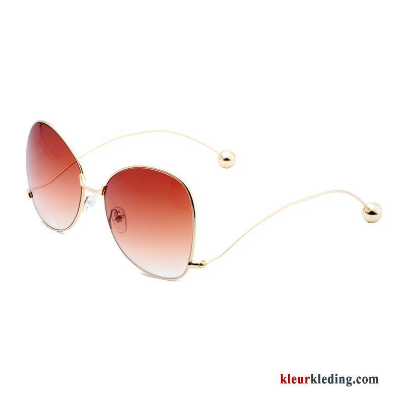 0ecfb0e937d6a1 Productbeschrijving  Maattabel. Andere klanten kochten of bekeken ook. Vintage  Zonnebril Rond Gezicht Persoonlijkheid Dames Nieuw Trend ...