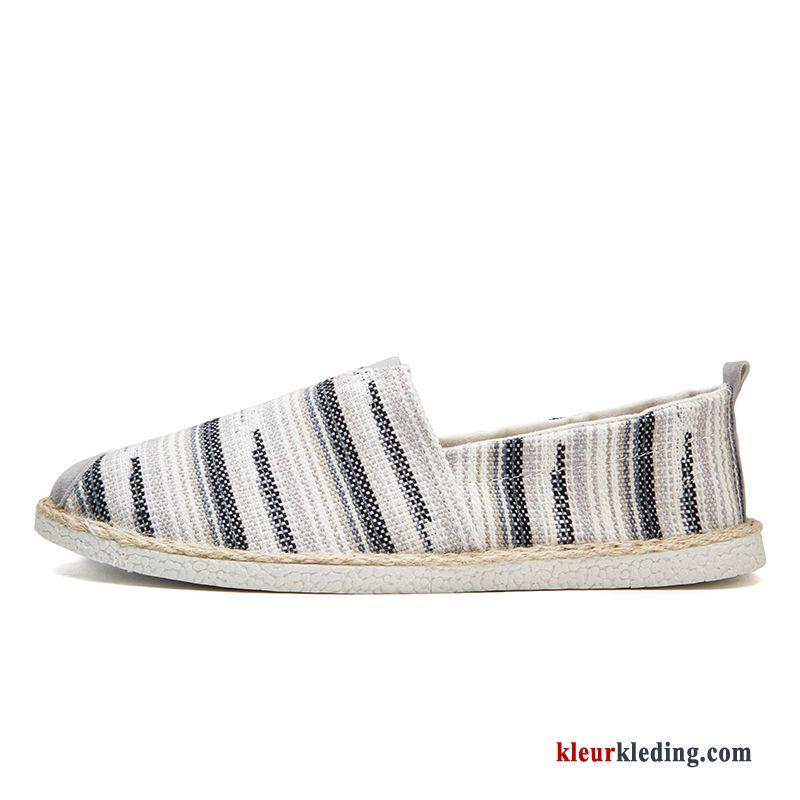Mocassins Trend Textiel Mannen Loafers Heren Kleur Bootschoenen U0q4dUnHx