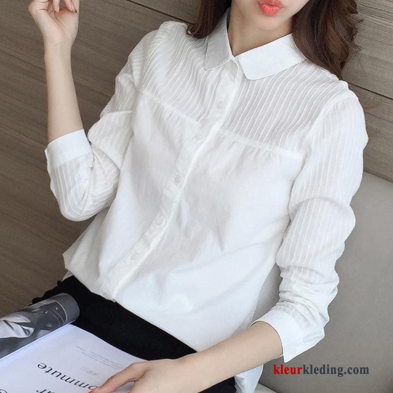 werk blouse dames