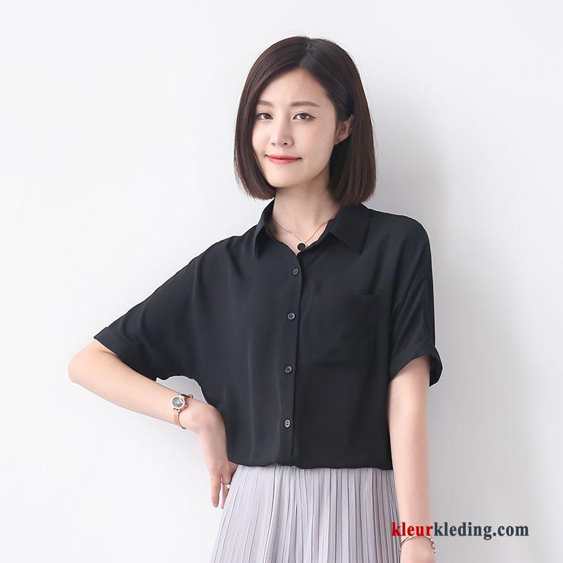 korte blouse dames