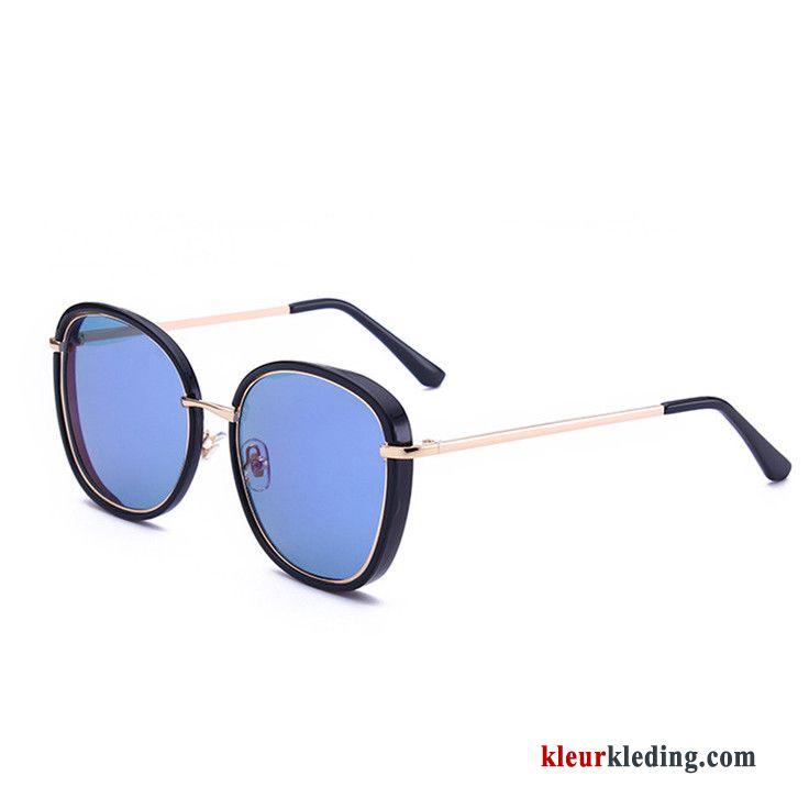 d60f520a93cea0 Persoonlijkheid Autorijden Zonnebril Mode Nieuw Trend Mesh Dames Rood Blauw  Winkel